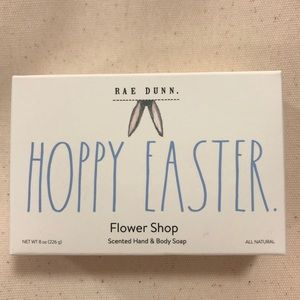 Rae Dunn Hoppy Easter Scented Hand and Body Soap
